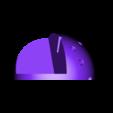 cell_nucleous.STL Télécharger fichier STL gratuit Modèle de cellule multicolore • Plan imprimable en 3D, MosaicManufacturing