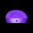 cell_outer.STL Télécharger fichier STL gratuit Modèle de cellule multicolore • Plan imprimable en 3D, MosaicManufacturing