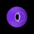2twistlamp1.stl Télécharger fichier STL gratuit DoubleTwistLamp1 • Modèle pour imprimante 3D, Birk