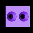 plaque2.1.STL Télécharger fichier STL gratuit crochet léger • Objet imprimable en 3D, robroy