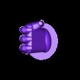 hand_r.stl Télécharger fichier STL gratuit Guard Rob (robot) • Objet pour imprimante 3D, NohaBody
