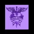bon_jovi23.stl Download free STL file Keychain Bon Jovi • 3D printer template, 3dlito