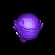 casco_1_24.stl Télécharger fichier STL gratuit Pilote de chasse • Objet pour imprimante 3D, TomasLA