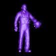 piloto_1_35.stl Télécharger fichier STL gratuit Pilote de chasse • Objet pour imprimante 3D, TomasLA