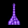 plp-baby-tour-eiffel.stl Télécharger fichier STL gratuit PLP BABY TOUR EIFFEL • Objet à imprimer en 3D, PLP