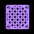 grill de protection geeetech i3 pro c mini fan.stl Télécharger fichier STL gratuit grill fan pour imprimante 3d • Modèle imprimable en 3D, YOHAN_3D