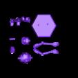 K-2SO_005.stl Download free OBJ file K-2SO 3D MODEL (SIMPLE VERSION) • 3D printing object, Masterclip