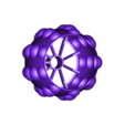 BubbleLampShade_Drum.stl Download free STL file Bubble Table Lamp - Drum • 3D printer template, DDDeco