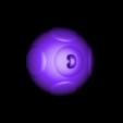 Mushroom keychain stl-.stl Download STL file Mushroom 1up Keychain • 3D printing template, Majs84