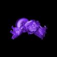 Natasha_ok.stl Download free STL file Flying witch Natasha • 3D printable design, HuangAro