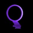 Makies_Build_A_SnowMan_(Scarf).STL Download free STL file Build-A-Snowman • 3D print template, D5Toys