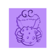 Triky.stl Download free STL file Triky keychain • 3D printing design, 3dlito