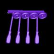 FE_Drakkar_Oars_R2.stl Télécharger fichier STL gratuit The Drakkar • Modèle pour imprimante 3D, JackieMake