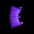FE_Drakkar_Sail_Rudder.stl Télécharger fichier STL gratuit The Drakkar • Modèle pour imprimante 3D, JackieMake