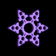 suriken.stl Download free STL file Spinner suriken • 3D printer object, bda