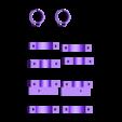 clip et fixation T3PA thrusmaster ferrari integrale.stl Download free STL file fixation for T3PA Thrusmaster ferrari integrale • 3D printer model, Stephane62