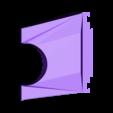 Nozzle_A_Single_1.stl Télécharger fichier STL gratuit Zmorph 2.0 (S) Système de refroidissement • Modèle pour impression 3D, kpawel