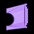 Nozzle_A_Single_2.stl Télécharger fichier STL gratuit Zmorph 2.0 (S) Système de refroidissement • Modèle pour impression 3D, kpawel