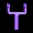 raczka.stl Télécharger fichier STL gratuit Outil de massage (+ v2) • Plan à imprimer en 3D, kpawel
