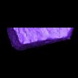 1x-r12_b_original-59.9x32.7x19.6mm.stl Télécharger fichier STL gratuit Deux pierres / roches • Modèle à imprimer en 3D, MaterialsToBuils3D
