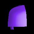Part_1.stl Download free STL file Tank Trooper Helmet Star Wars Rogue One • 3D printer template, VillainousPropShop
