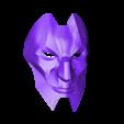 Jhin_Mask_v2.stl Télécharger fichier STL gratuit Jhin Mask (League of Legends) • Modèle pour impression 3D, VillainousPropShop