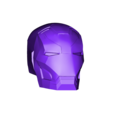 Iron_Man_Mark_46_Full_Helmet_v2.stl Download free STL file Iron Man Mark 46 Helmet (Captain America Civil War) • 3D printing template, VillainousPropShop
