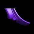 Part_2_v3.stl Download free STL file Blood Dragon Helmet Mass Effect 2 • Design to 3D print, VillainousPropShop
