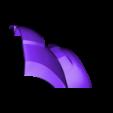 Part_10_v3.stl Download free STL file Blood Dragon Helmet Mass Effect 2 • Design to 3D print, VillainousPropShop