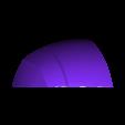 Part_1_v2.stl Download free STL file Red Hood Helmet (Batman) with Details • Template to 3D print, VillainousPropShop