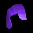 Part_9.stl Télécharger fichier STL gratuit Iron Patriot Helmet (Iron Man) • Objet à imprimer en 3D, VillainousPropShop