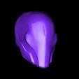 Deathstroke_Mask_no_eyes.stl Download free STL file Deathstroke Mask with no eyes • 3D printing object, VillainousPropShop