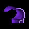 Part_17.stl Télécharger fichier STL gratuit Capitaine Rex Casque Phase 2 (Star Wars) • Plan imprimable en 3D, VillainousPropShop