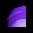 Part 7 v3.stl Download STL file Red Hood Helmet Injustice 2 • Model to 3D print, VillainousPropShop