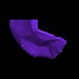 Part 3 v3.stl Download STL file Red Hood Helmet Injustice 2 • Model to 3D print, VillainousPropShop