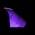 Part 16 v3.stl Download STL file Red Hood Helmet Injustice 2 • Model to 3D print, VillainousPropShop
