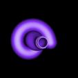 LampPartE.stl Download free STL file Amoeba LED Lamp-V1 • 3D printing template, ChrisBobo