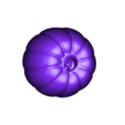 Pumpkin_curved_stem_tall.stl Download free STL file Bridgie O'Lantern • 3D printable design, 3DLirious