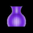 vase.stl Télécharger fichier STL gratuit Vase • Objet à imprimer en 3D, O3D