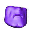 SG_FaceP_Tan.stl Download free STL file Space Ghost - Facepalm • 3D printable model, mag-net