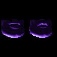 SG_Face_Tan.stl Download free STL file Space Ghost • 3D printer model, mag-net