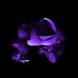 SG_Upper_Body_White.stl Download free STL file Space Ghost • 3D printer model, mag-net
