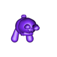 Lapin.stl Download free OBJ file OUps !!!! • 3D print object, MisterDiD