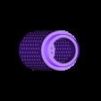 silikazel_dol.stl Download free STL file Silica gel - contatiner • Design to 3D print, kpawel