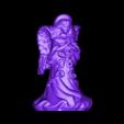 MBThriftStoreAngel3DL_resculpt_S.obj Download free OBJ file ThriftStore Angel--Digitized!! Resculpt • 3D printing template, 3DLirious