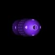 CC-Flame-Tube01x95.stl Download free STL file Turboprop Engine • 3D printable model, konchan77