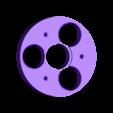 Reduction-Panel01.stl Download free STL file Turboprop Engine • 3D printable model, konchan77