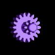 Reduction-Gear02.stl Download free STL file Turboprop Engine • 3D printable model, konchan77
