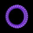 Spinner-Blade102.stl Download free STL file Turboprop Propeller • Template to 3D print, konchan77