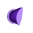 Spinner-Blade101.stl Download free STL file Turboprop Propeller • Template to 3D print, konchan77